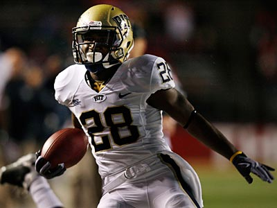 Pittsburgh running back Dion Lewis was the Eagles fifth round selection of the NFL Draft. (Mel Evans/AP)