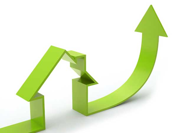Housing prices continue to rise sharply.