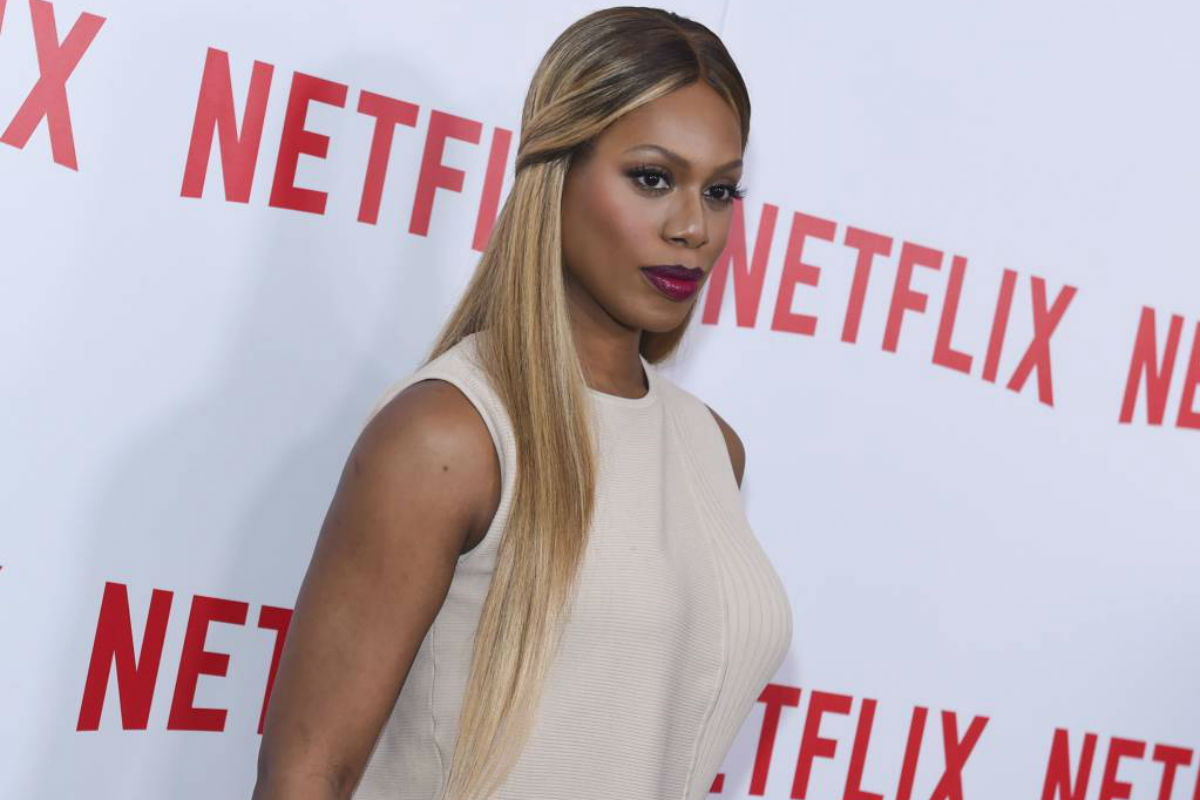 "FILE - In this Aug. 11, 2015 file photo, actress Laverne Cox attends the ""Orange Is the New Black"" FYC Screening at DGA Theater in New York.   A hacker claims to have stolen the upcoming season of Netflix´s hit series ""Orange Is The New Black,"" and is demanding that the video streaming service pay an unspecified ransom to prevent all the new episodes from being prematurely released online.  New episodes of ""Orange"" are scheduled for official release on June 9, 2017."