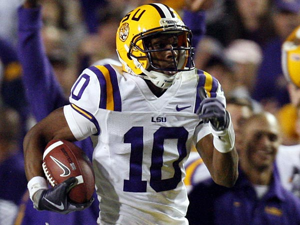 LSU´s Russell Shepard. (Bill Haber/AP file photo)