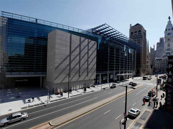 Firms have until Friday to bid to run the Convention Center. (Matt Rourke / Associated Press)