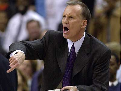 Doug Collins met with Sixers GM Ed Stefanski on Saturday. (AP Photo/Nick Wass)