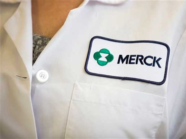 This Thursday, Feb. 28, 2013 photo, shows a Merck scientist´s lab coat in West Point, Pa. (AP Photo/Matt Rourke)