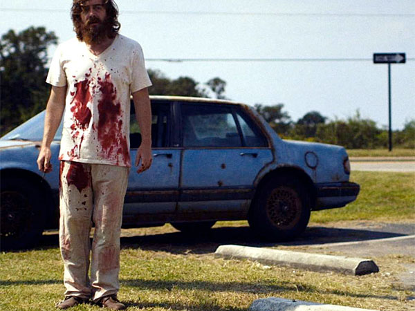 """Blue Ruin"": Macon Blair is a mysterious man who returns to his childhood hometown seeking revenge. (Radius/TWC)"