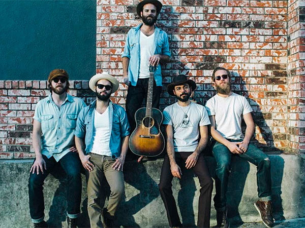 Quiet Life, the Oregon-based Americana quintet, plays its guitar-driven alt-country Wednesday at Johnny Brenda´s.