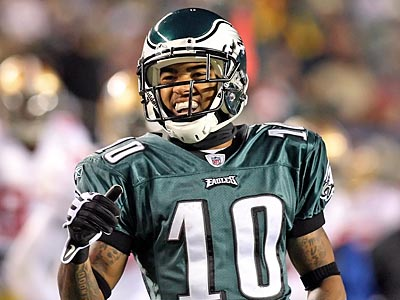 """I´m not going to sit here and be a crybaby about it,"" DeSean Jackson said about a new contract. (Steven M. Falk / Staff file photo)"