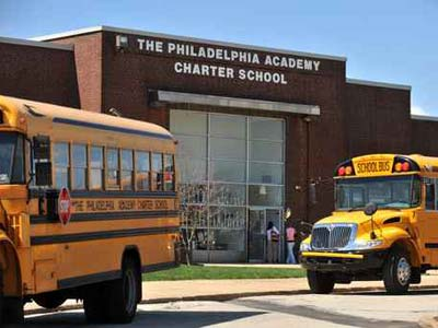 Allegations of financial mismanagement, nepotism and conflicts of interest at Philadelphia Academy Charter School spurred a federal probe into city charters. (Clem Murray / Staff Photographer)