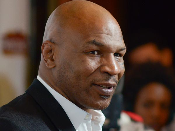 Mike Tyson. (Richard Shotwell/AP, Invision)
