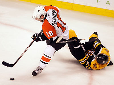 Flyers Must Be Better On Faceoffs