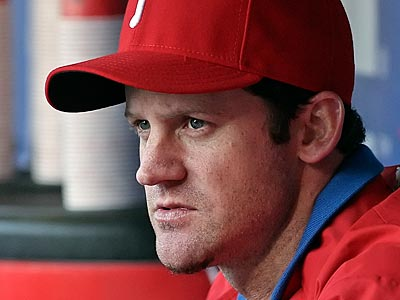 The Phillies have tentatively penciled in Roy Oswalt as the Tuesday starter next week in St. Louis. (Steven M. Falk/Staff Photographer)