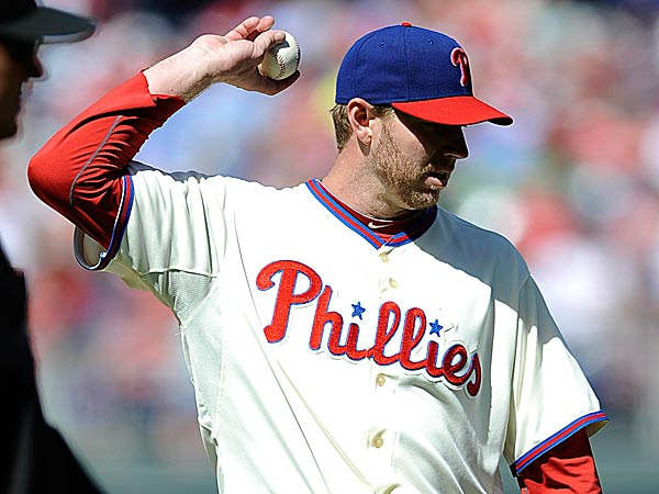 Roy Halladay should have learned from last year that any kind of discomfort should be disclosed. (Michael Perez/AP)