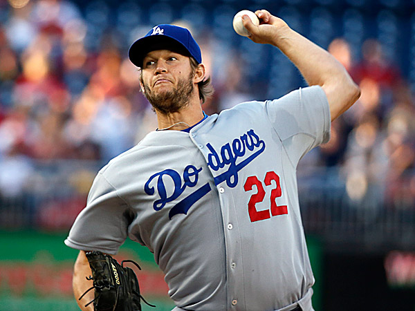 Dodgers starting pitcher Clayton Kershaw. (Alex Brandon/AP)