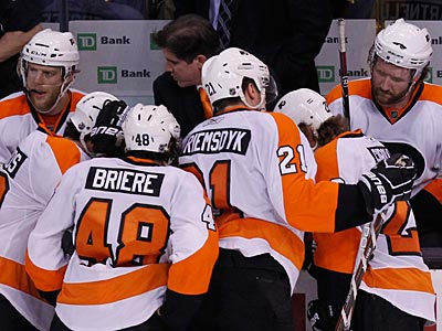 After Quick Exit, Flyers Face Numerous Questions In Offseason