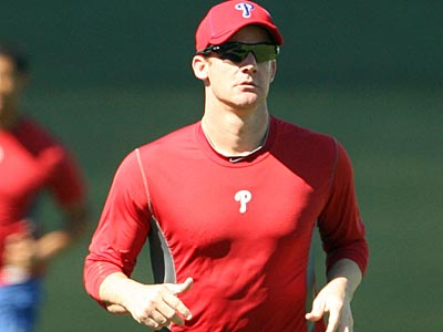Roy Oswalt will pitch Thursday in a minor-league rehab game. (Michael Bryant/Staff Photographer)