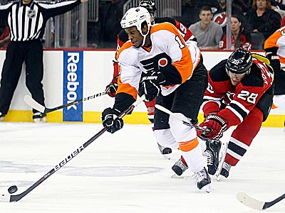 The Flyers look to even the series at two games apiece in Game 4 against the Devils. (Yong Kim/Staff Photographer)