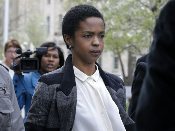 """Hill pleaded guilty last year to not paying federal taxes on $1.8 million earned from 2005 to 2007. At that time, her attorney said she would pay more than $500,000 by the time of her sentencing. It was revealed Monday in court that Hill has paid $50,000. The South Orange resident got her start with The Fugees and began her solo career in 1998 with the acclaimed album """"The Miseducation of Lauryn Hill."""" (AP Photo/Mel Evans)"""