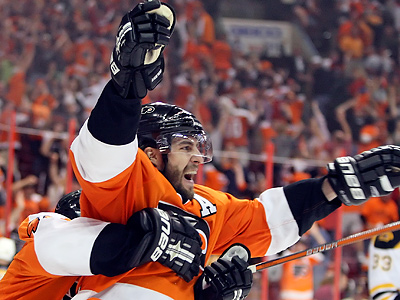 Simon Says: One Big Step For Flyers
