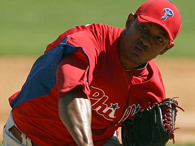 J.C. Ramirez was named the Phillies top minor league pitcher for April. (Yong Kim/Staff file photo)