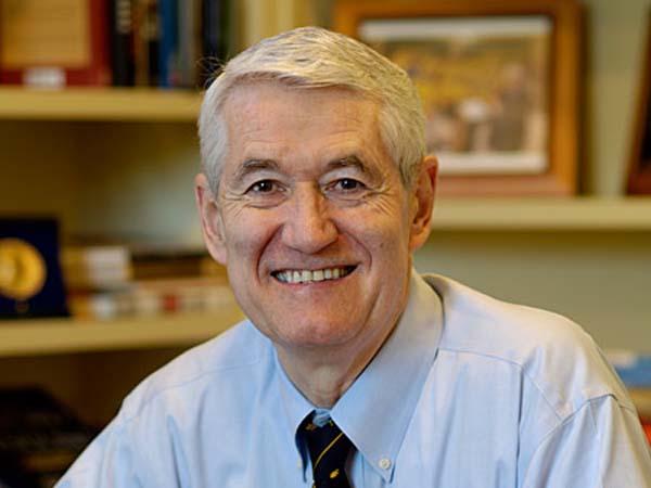 Former University of California at Berkeley Chancellor Robert J. Birgeneau (John Blaustein photo / UC Berkeley website)
