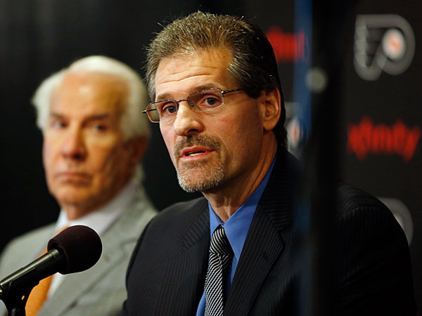 Will Hextall Bring New Thinking To Flyers?