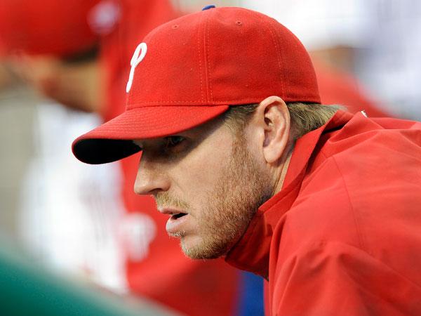 Phillies pitcher Roy Halladay. (Michael Perez/AP)