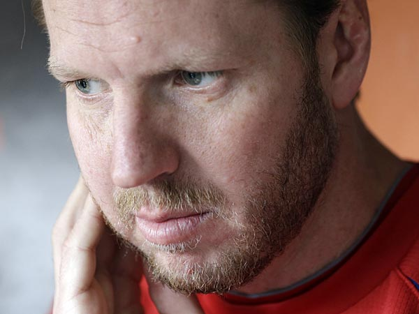 Philadelphia Phillies pitcher Roy Halladay. (Marcio Jose Sanchez/AP file photo)