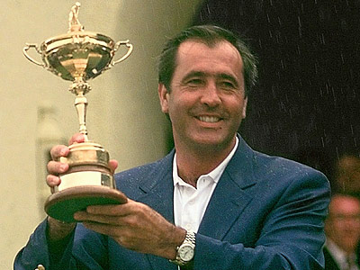 Seve Ballesteros´ charisma and flair helped make the Ryder Cup the dazzling spectacle it is today. (AP file photo)