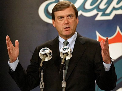 Big East Conference interim commissioner Joe Bailey addressed the media today. (AP File Photo / Wilfredo Lee)