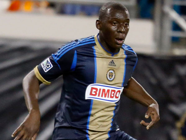 The Union have traded defender Bakary Soumaré to the Chicago Fire. (Photo courtesy of the Philadelphia Union)