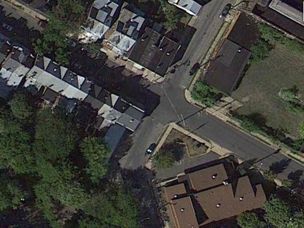 The intersection of Chestnut Avenue and Grand Street in South Trenton. (Google Maps)