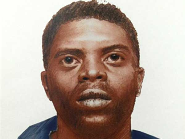 Sketch of gunman wanted for robbing, shooting pharmacist in Society Hill on April 29