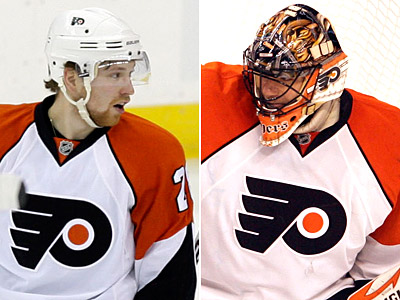 Updates On Flyers' Boucher, Giroux