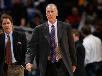 Broadcaster Doug Collins has interviewed with the Sixers for the team´s vacant coaching position. (AP Photo / David Zalubowski)