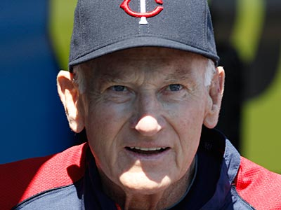 Hall of Famer Harmon Killebrew announced that his esophageal cancer is terminal on Friday. (Charles Krupa/AP Photo)