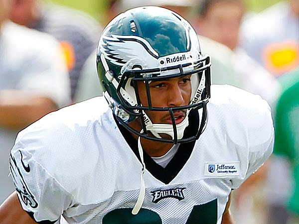 Cary Williams' absence opened a spot for Curtis Marsh on the first-team defense. (Rich Schultz/AP file photo)
