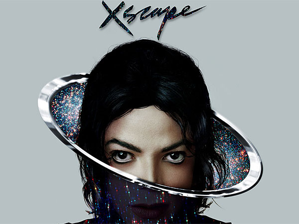 Michael Jackson´s ´Xscape.´ (From album cover)