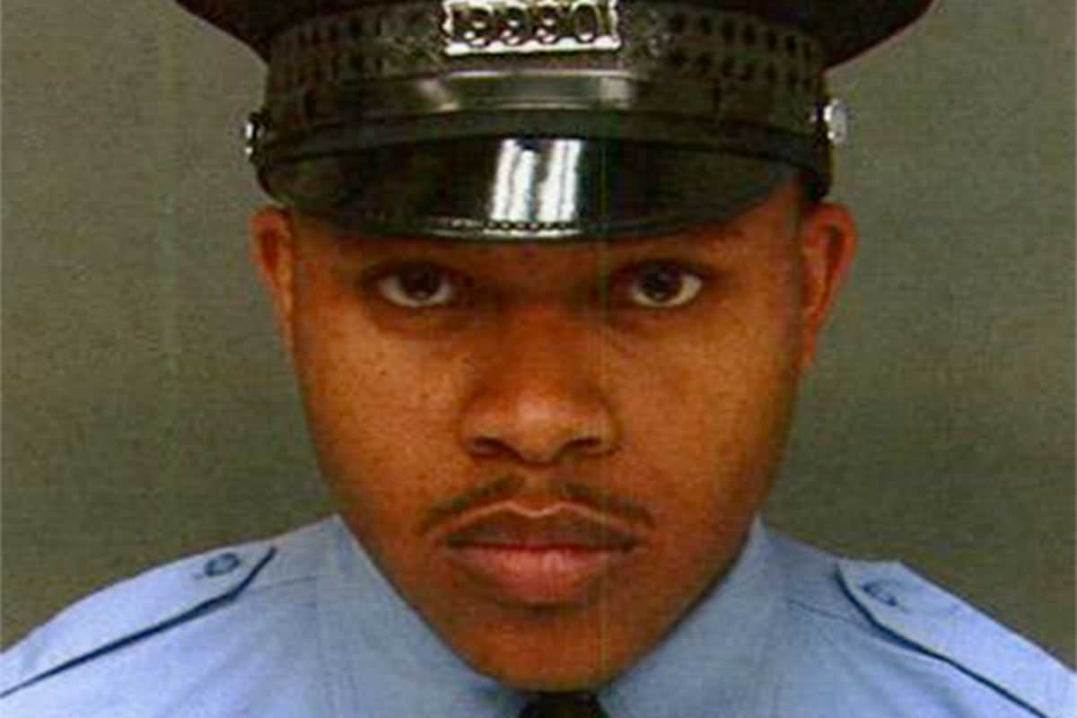 Police Officer Robert Wilson III.