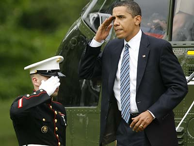 President Obama´s decisions on Afghanistan are drawing criticism from Democrats in Congress. (Gerald Herbert/AP)