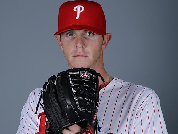 Justin DeFratus, who appeared in 13 games for the Phillies last season, thrives on the one-on-one challenge in big situations. (AP Photo/Matt Slocum)