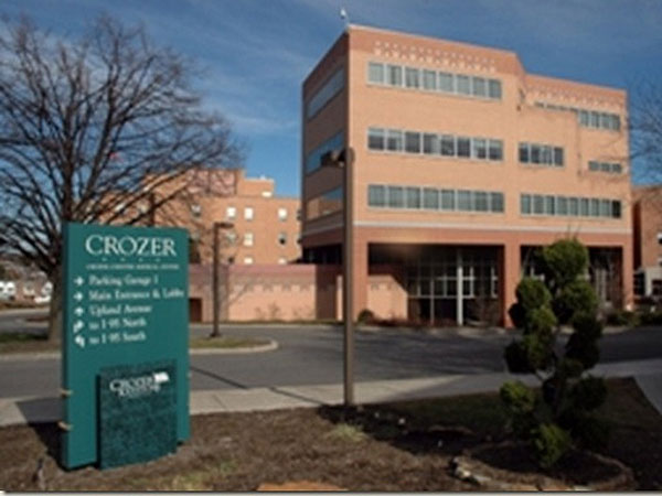 Crozer-Chester Medical Center.