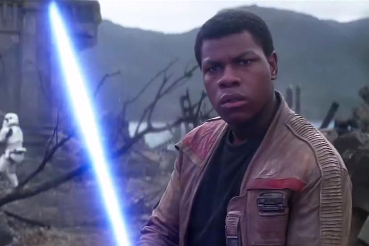 John Boyega: New 'Star Wars' is 'darker, bigger' Than 'Force Awakens'