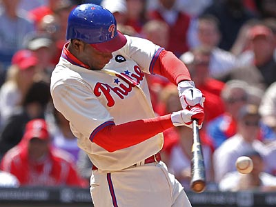 John Mayberry is back with the Phillies while Ross Gload is on paternity leave. (Michael Bryant/Staff file photo)