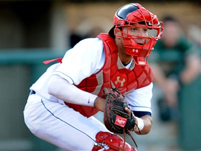 Sebastian Valle is likely to be named to the 40-man roster. (David Schofield/Lakewood BlueClaws)