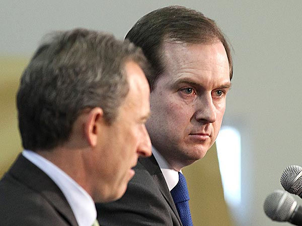 While the top priority for Sam Hinkie is to find a new coach for the 76ers, his first order of business will be at the NBA draft combine. (Yong Kim/Staff Photographer)