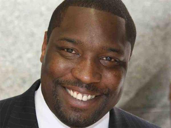 Philadelphia City Councilman Kenyatta Johnson.