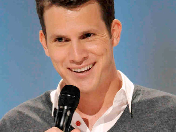 Comedian Daniel Tosh. (PHIL McCARTEN / PictureGroup)