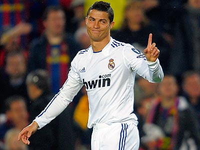 Cristiano Ronaldo and Real Madrid could be coming to Philadelphia this summer. (Manu Fernandez/AP file photo)