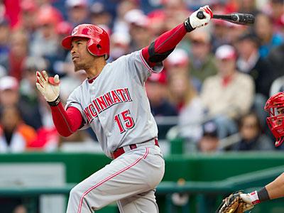 The Phillies traded Wilson Valdez to Cincinnati for lefthander Jeremy Horst in spring training. (Evan Vucci/AP)