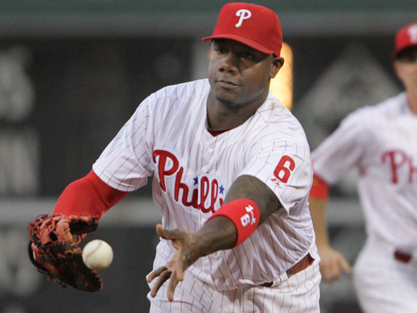 Phillies first baseman Ryan Howard. (Steven M. Falk/Staff Photographer)