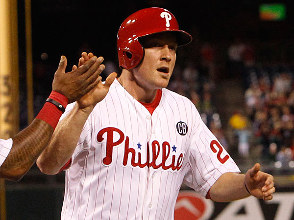 Cody Asche. (Ron Cortes/Staff Photographer)
